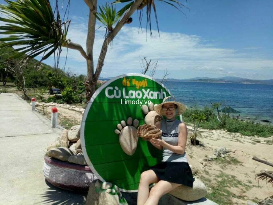 Top 10 nhà nghỉ homestay Cù Lao Xanh tốt nhất giá rẻ đẹp có chỗ cắm trại