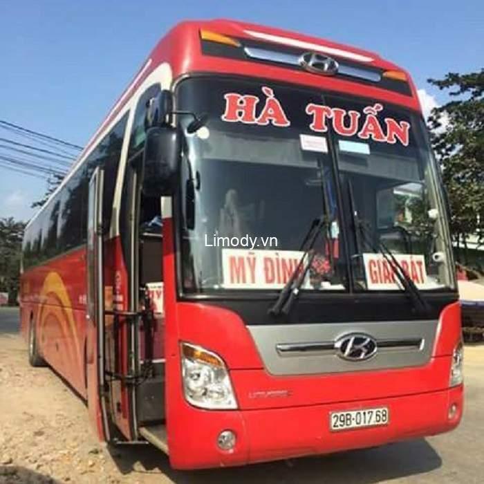 Top 15 nhà xe đi Tuyên Quang: Đặt vé xe khách giường nằm, xe limousine