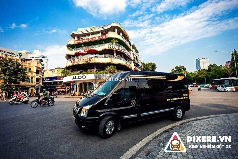 TOP 12 Vip Dcar, Xe Limousine Hà Nội Hải Phòng: đón tận nhà, nên đặt vé