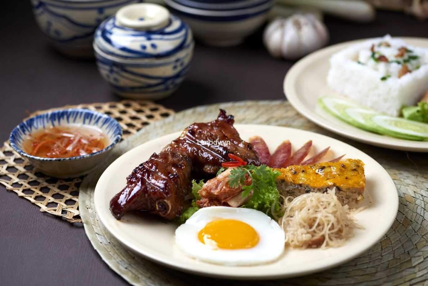 Ăn trưa Sài Gòn món nào ngon? Ghim ngay 20 quán ăn trưa ngon ở Sài Gòn