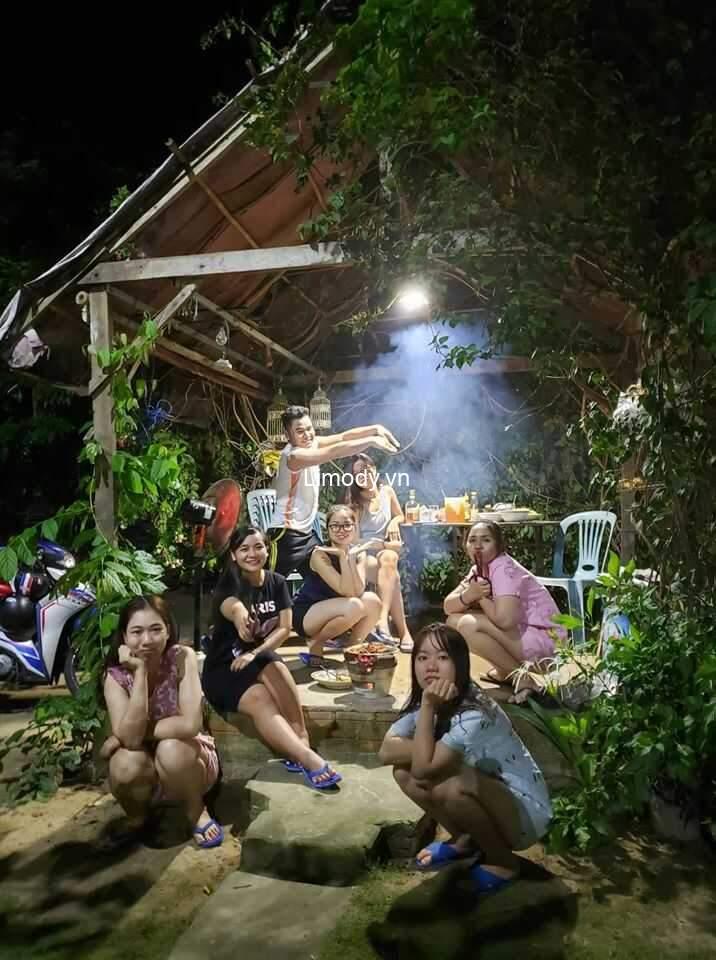 Top 15 homestay Hồ Tràm Hồ Bình Châu Xuyên Mộc giá rẻ gần biển