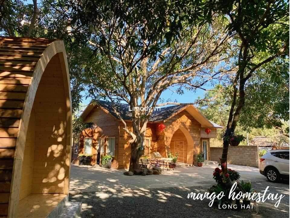 Top 7 Nhà nghỉ homestay Long Hải giá rẻ gần biển view đẹp dưới 500k