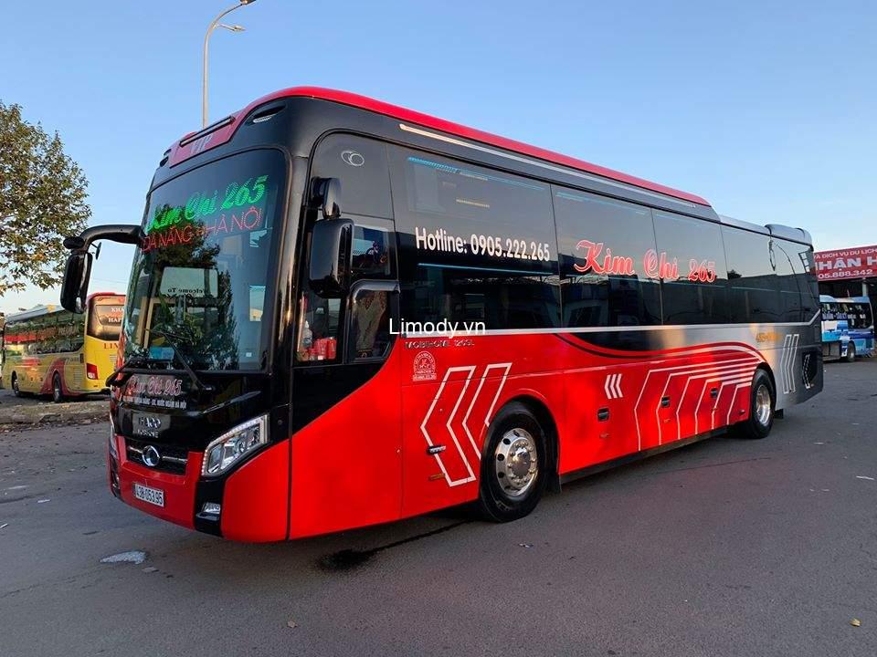 Xe Kim Chi 265: Bến xe, giá vé, số điện thoại đặt vé, lịch trình chi tiết