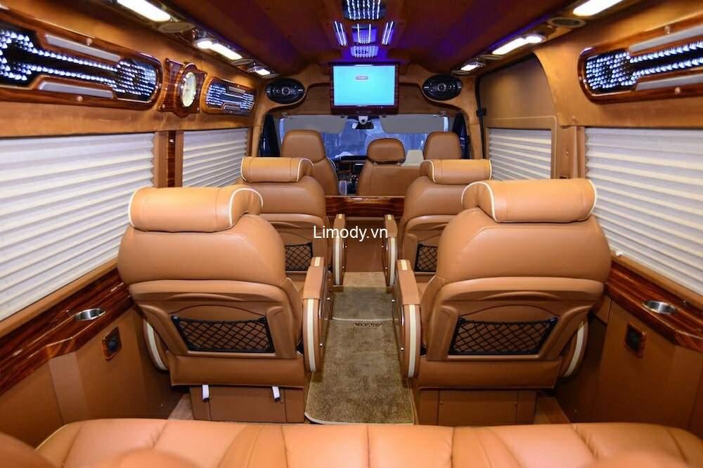Xe Long Giang limousine: Bến xe, giá vé, số điện thoại đặt vé, lịch trình