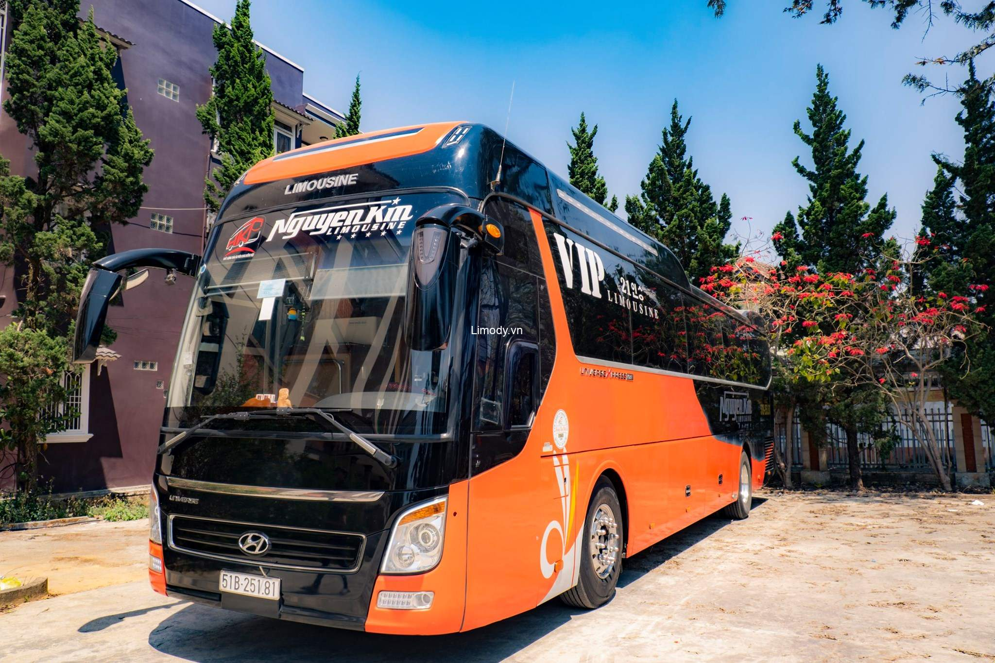 Xe Nguyễn Kim: Bến xe, giá vé, số điện thoại đặt vé, lịch trình đi Đà Lạt