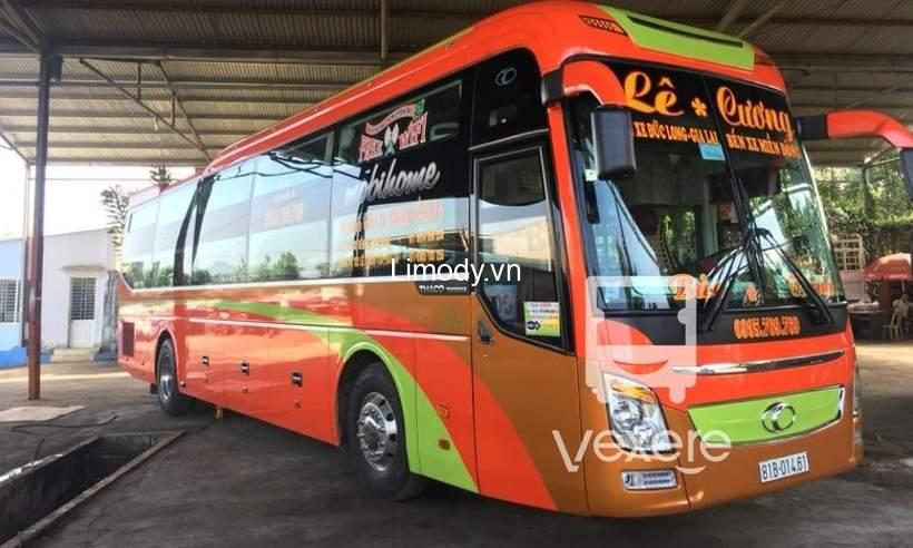 Top 10 nhà xe Bình Dương đi Đà Nẵng: xe limousine, xe khách giường nằm