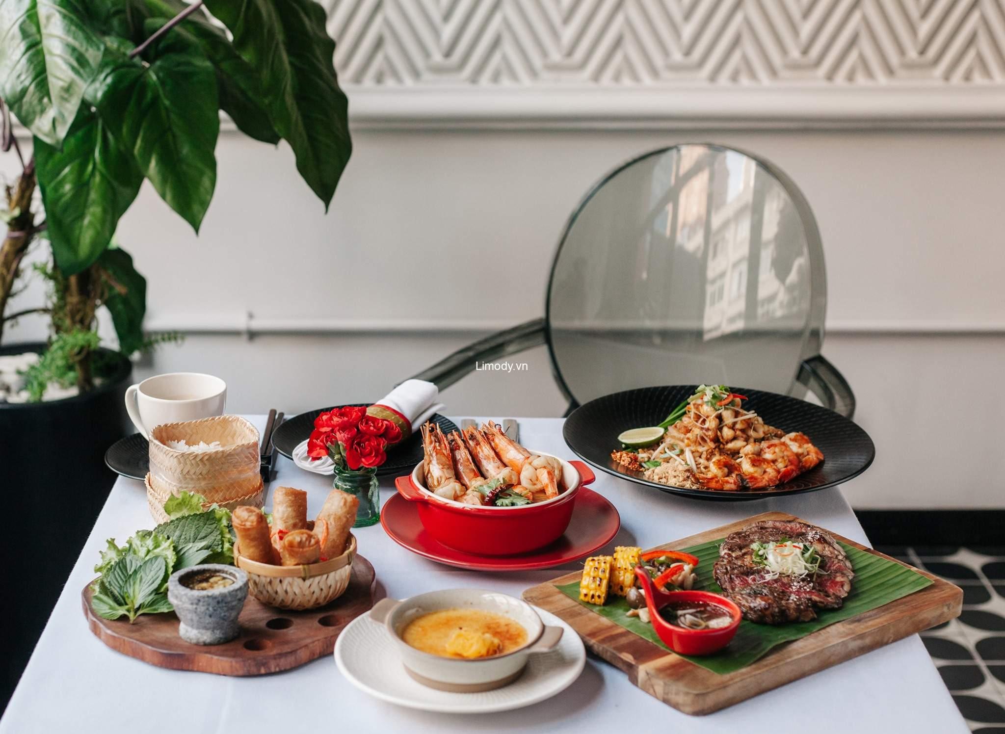 Top 20 Món ngon, nhà hàng quán ăn ngon quận 1 giá rẻ nổi tiếng nhất