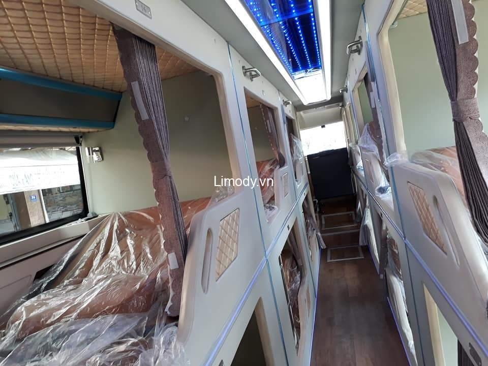 Xe Anh Tuấn: Bến xe, giá vé, số điện thoại đặt vé, lịch trình đi Bạc Liêu
