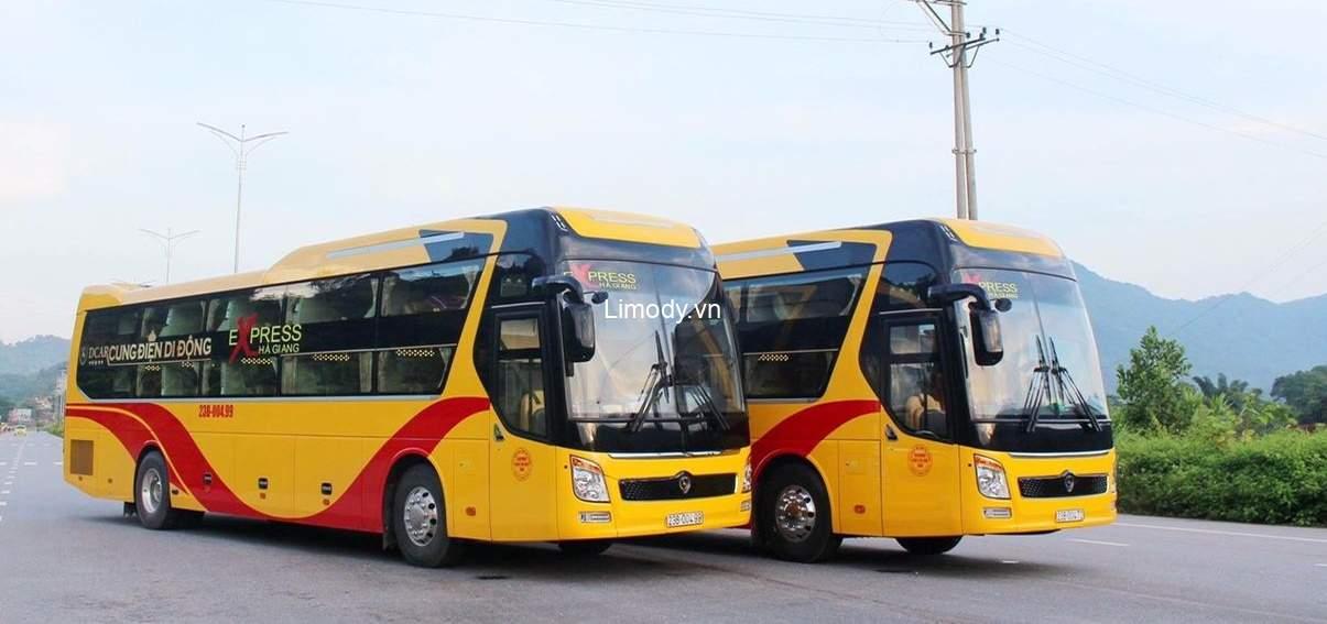 Xe Express Hà Giang: Bến xe, giá vé, số điện thoại đặt vé, lịch trình A-Z