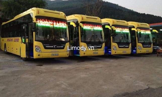 Xe Hoàng Linh: Bến xe, giá vé, số điện thoại đặt vé, lịch trình đi Quảng Bình