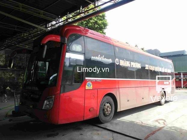 Nhà xe Hoàng Phương: Bến xe, giá vé, số điện thoại đặt vé đi Thanh Hóa