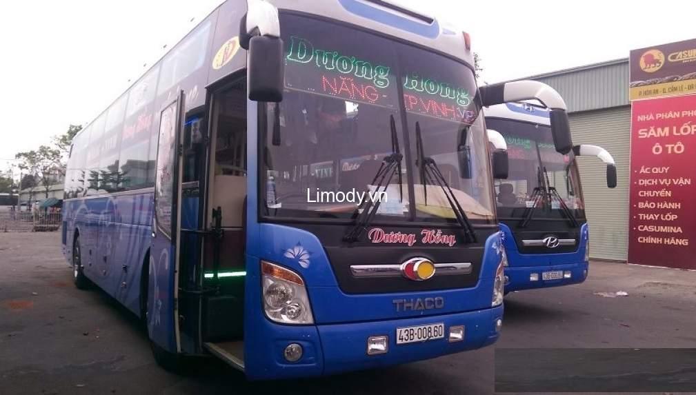 Top 7 Xe Huế Quảng Bình: đặt vé limousine, xe giường nằm cao cấp