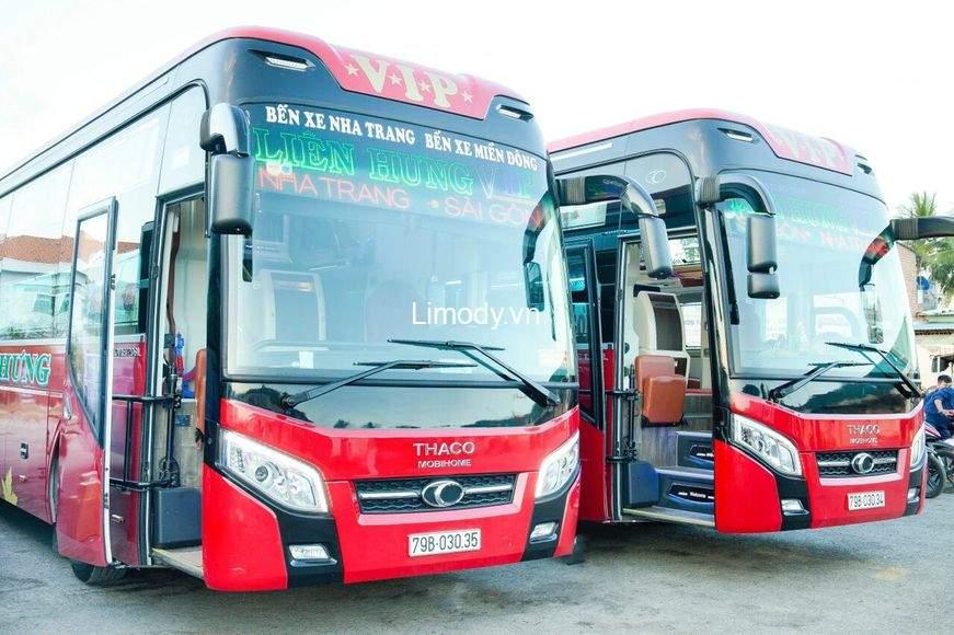 Top 4 Nhà xe Nha Trang Bình Phước: đặt vé limousine, xe khách giường nằm