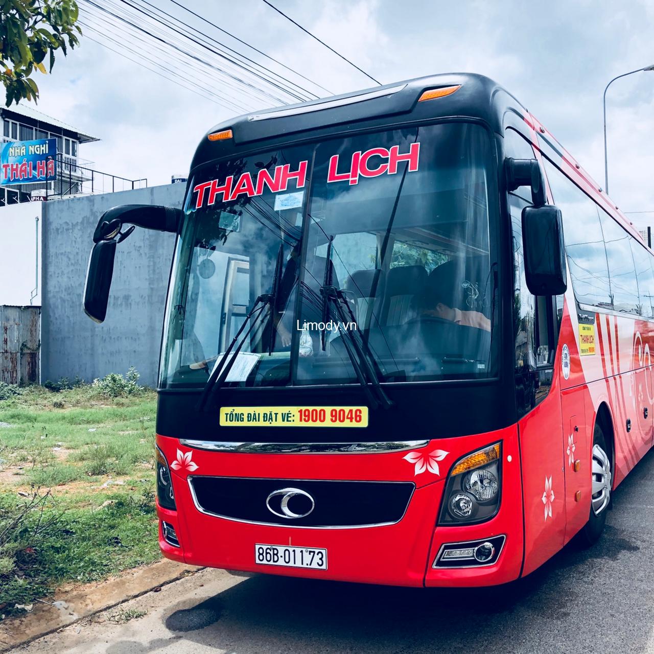 Top 7 xe Phan Thiết Bảo Lộc: đặt vé limousine, xe khách giường nằm