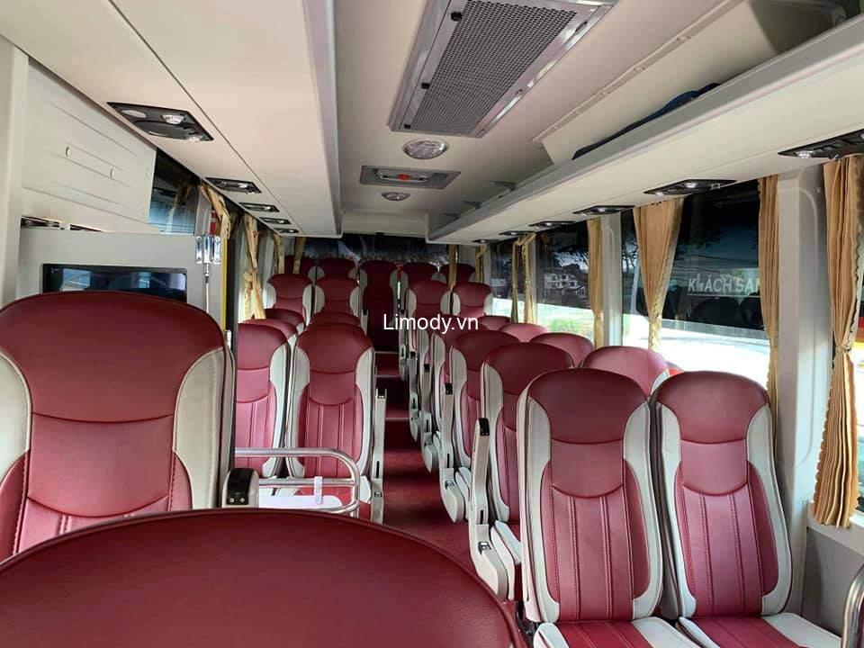 Top 4 xe Phan Thiết Bến Tre: xe ghế ngồi, giường nằm, xe limousine