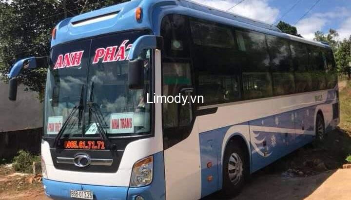 Top 4 nhà xe Phan Thiết đi Gia Lai: đặt vé xe limousine, xe giường nằm