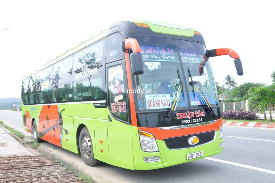Top 5 Xe Phan Thiết đi Phan Rang: xe giường nằm tiện nghi và cao cấp