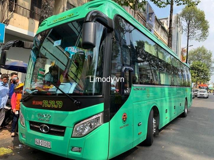 Xe Tân Thanh Thủy: Bến xe, giá vé, số điện thoại đặt vé, lịch trình Trà Vinh