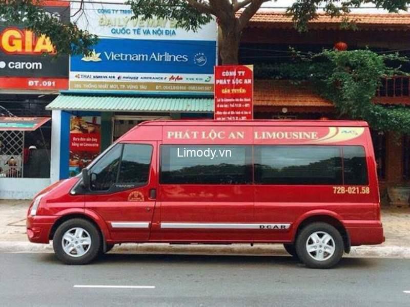 Top 8 Xe Vũng Tàu Sân Bay Tân Sơn Nhất: limousine, giường nằm, xe buýt