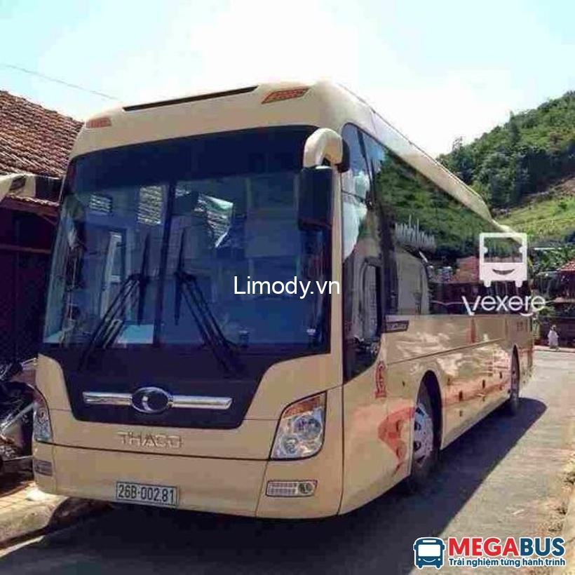 Top 10 Nhà xe Ninh Bình Sơn La Mộc Châu: limousine, xe khách giường nằm