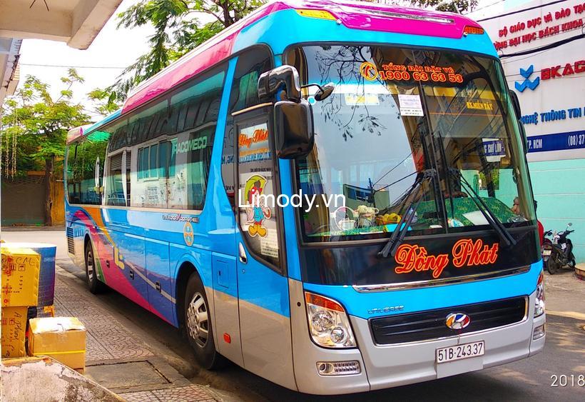 Top 10 Nhà xe Ninh Bình Hưng Yên: limousine, xe khách giường nằm
