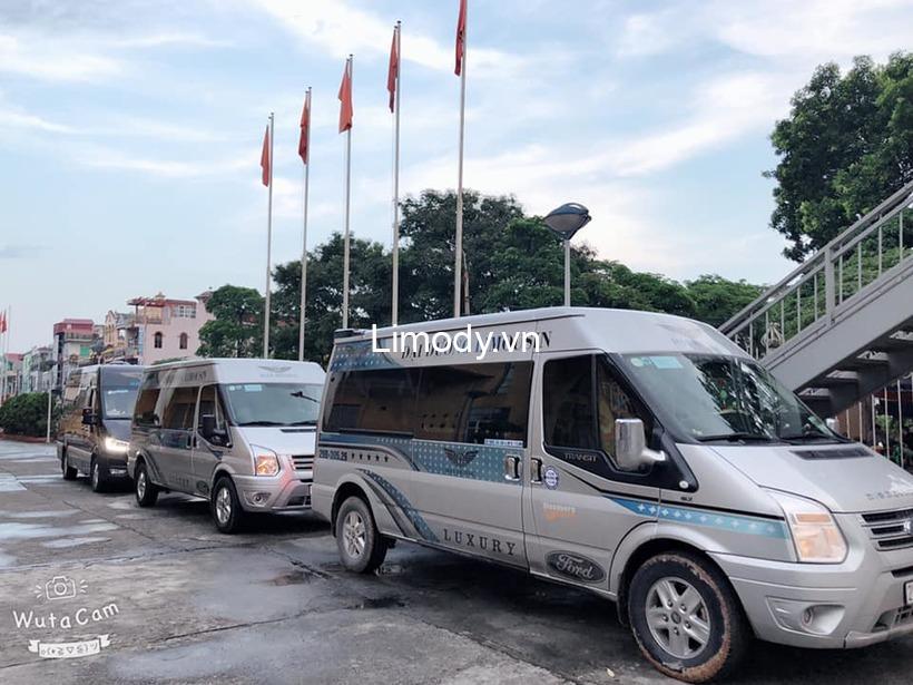 Top 10 Nhà xe Ninh Bình Yên Bái: Xe khách giường nằm chất lượng cao