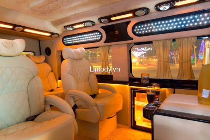 Top 10 nhà xe đi Nam Cát Tiên: Xe limousine, xe khách giường nằm