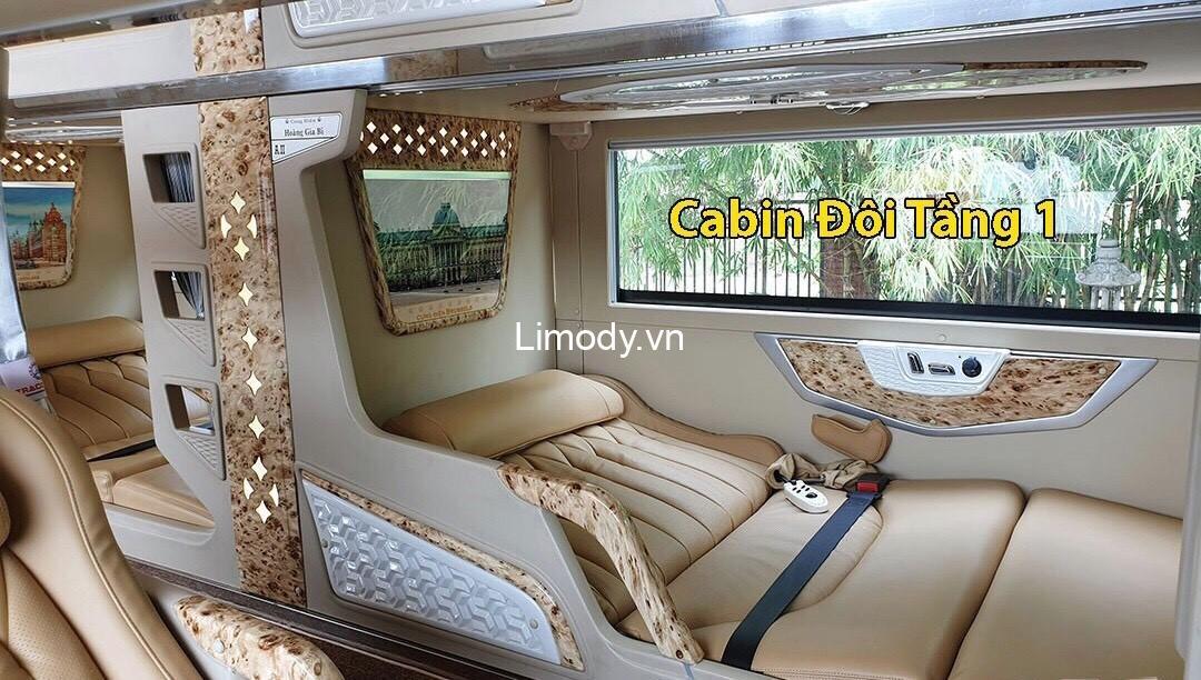 Top 16 xe limousine đi Sapa, VIP Dcar Hà Nội đi Sapa Lào Cai giường nằm