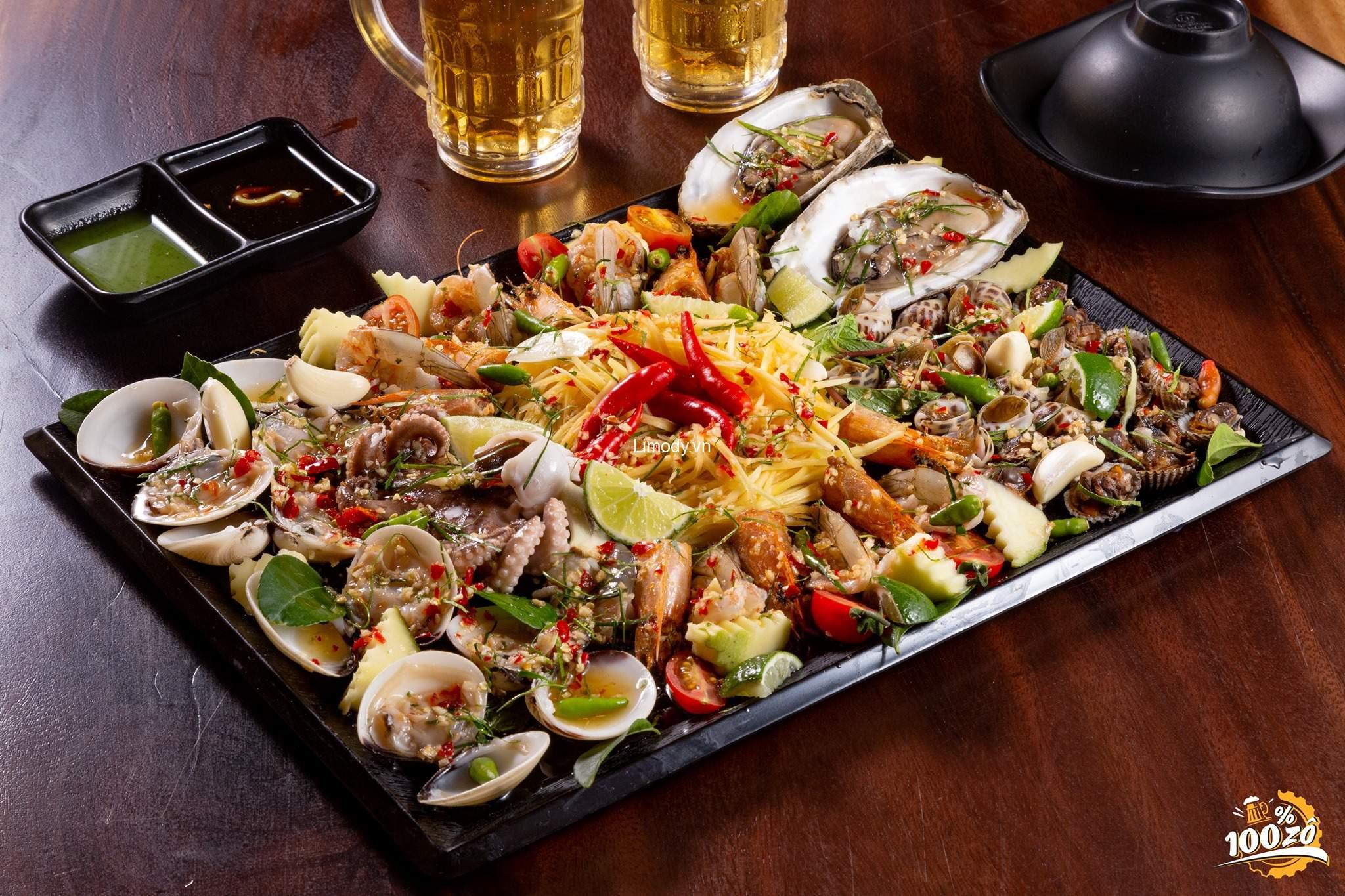 Top 20 món ngon, nhà hàng quán ăn ngon Gò Vấp đông khách nhất