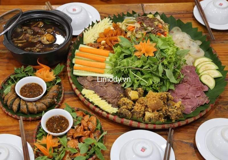 Top 60 Món ngon & nhà hàng quán ăn ngon Hà Nội đông khách nhất