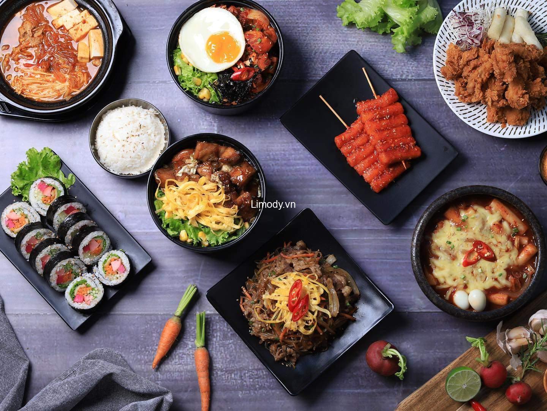 Top 20 Đồ ăn món ngon + nhà hàng quán ăn Hàn Quốc ngon ở Sài Gòn