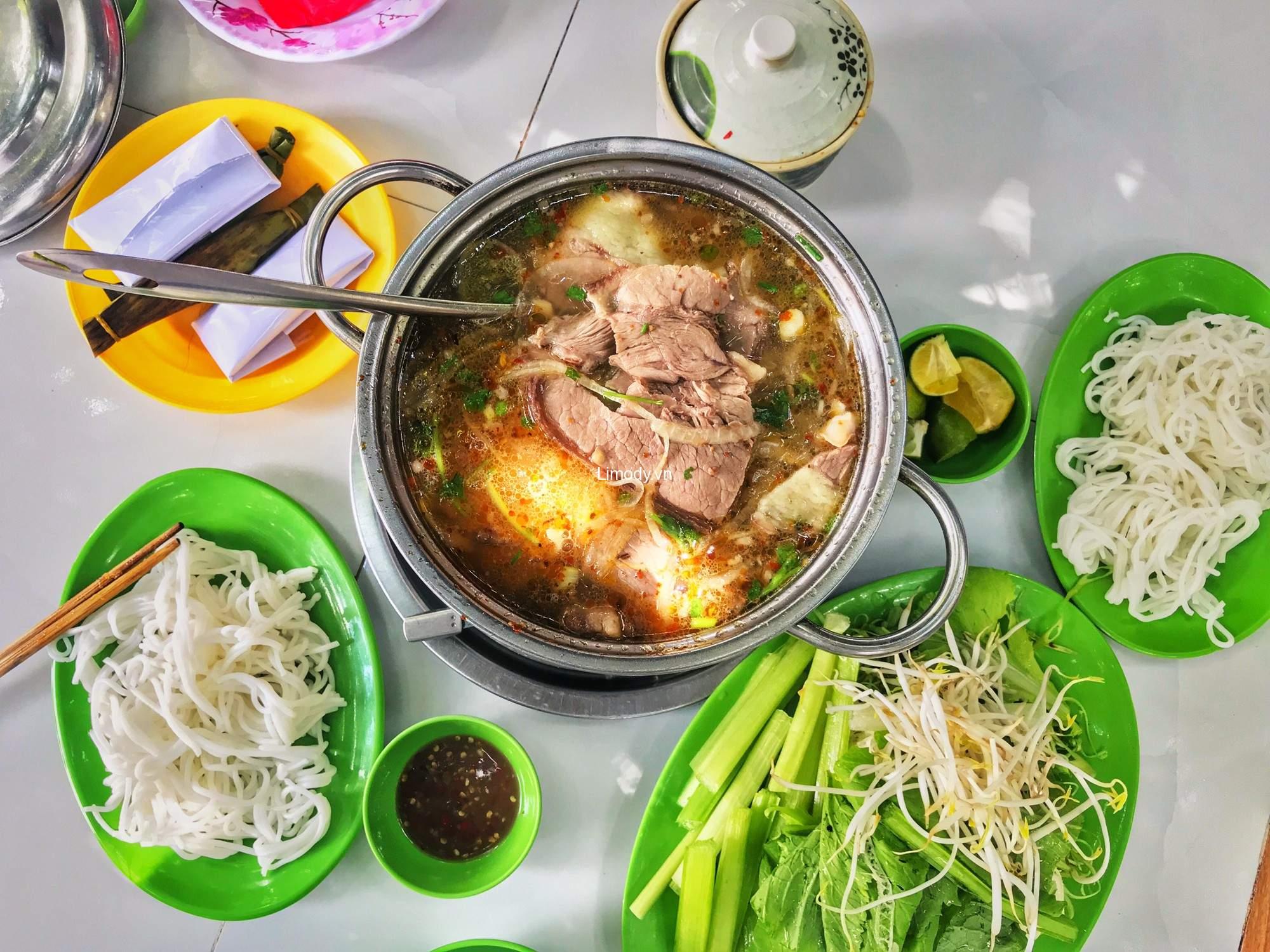 Top 20 món ngon, nhà hàng quán ăn ngon Hóc Môn đông khách nhất