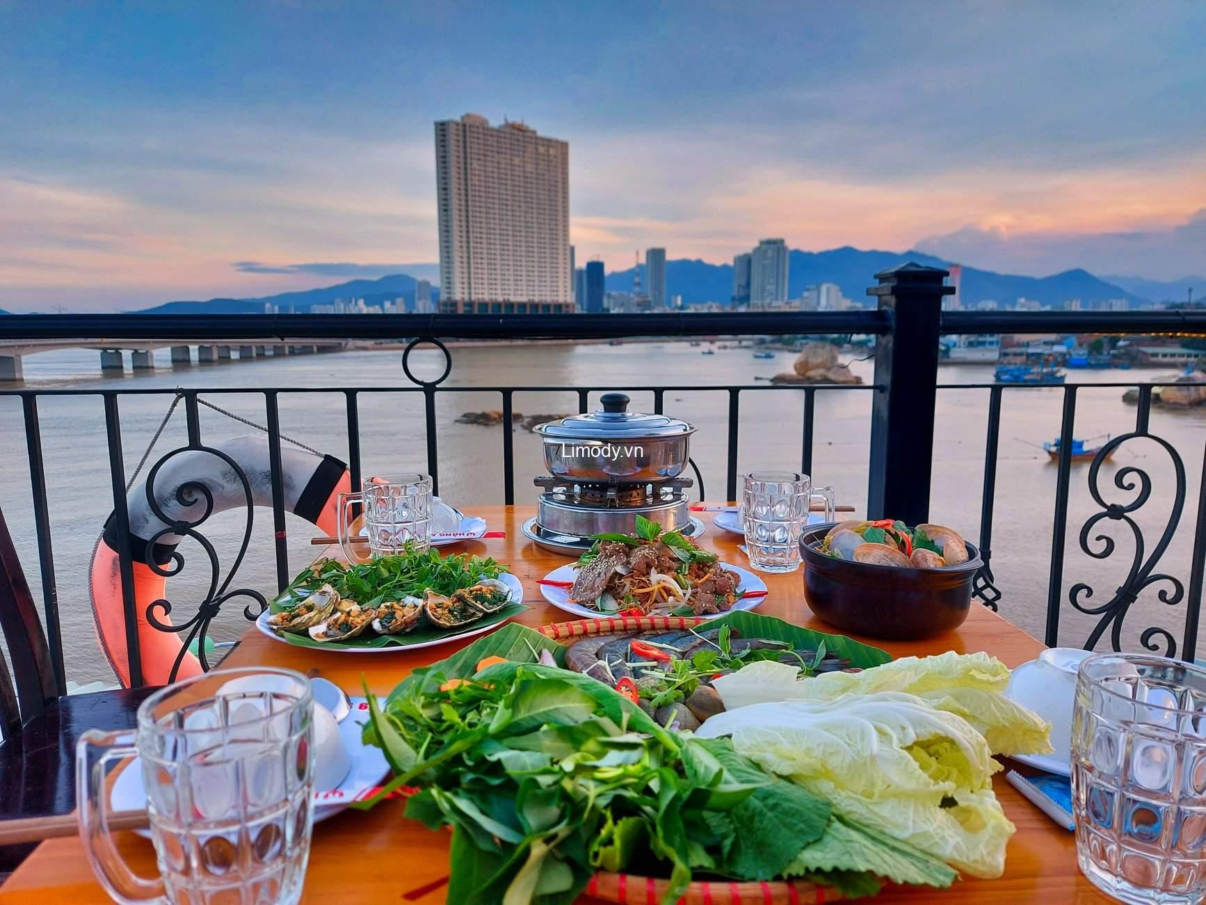 Ăn gì ở Nha Trang? 40 Món ngon + nhà hàng quán ăn ngon Nha Trang