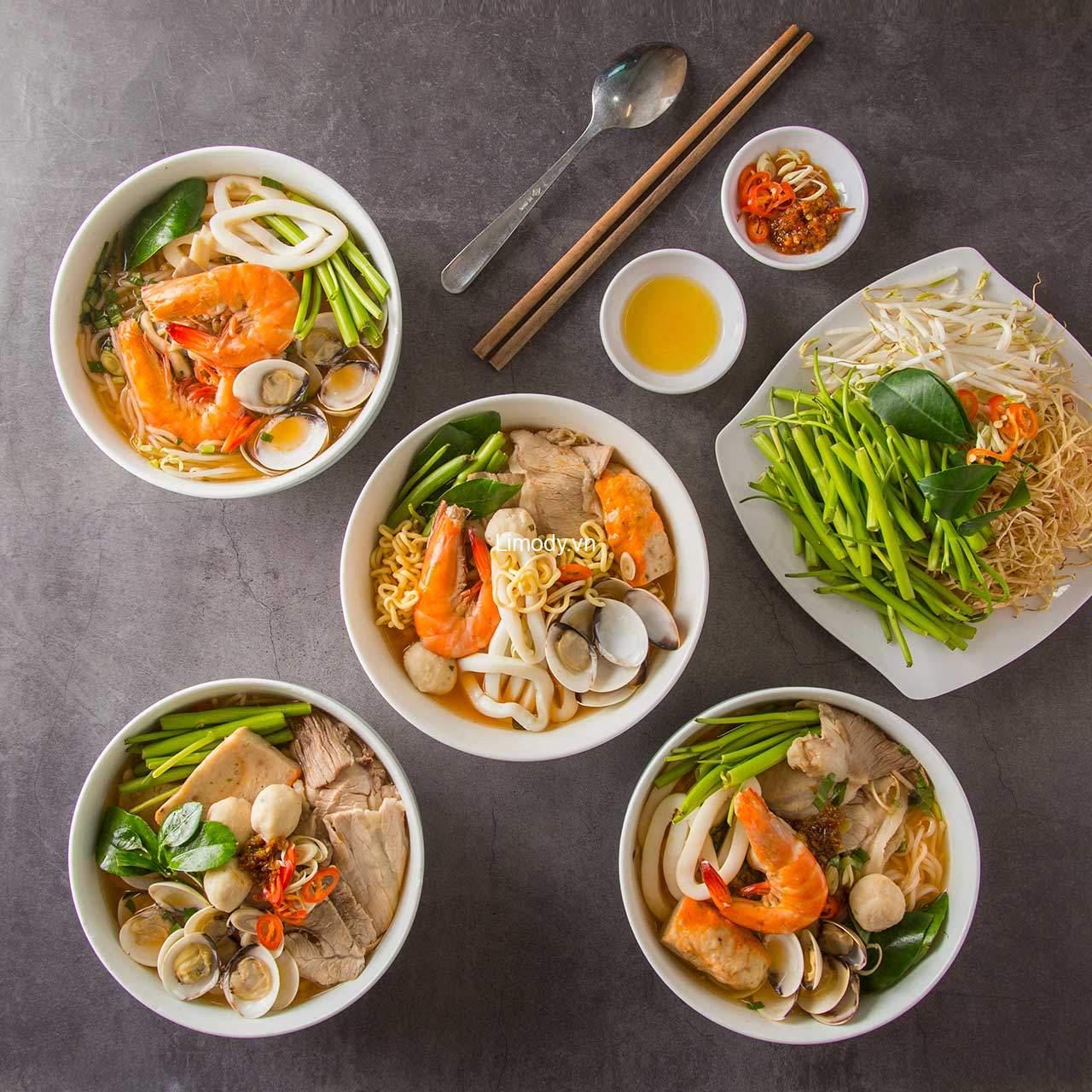 Top 20 món ngon, nhà hàng quán ăn ngon Tân Bình nổi tiếng nhất