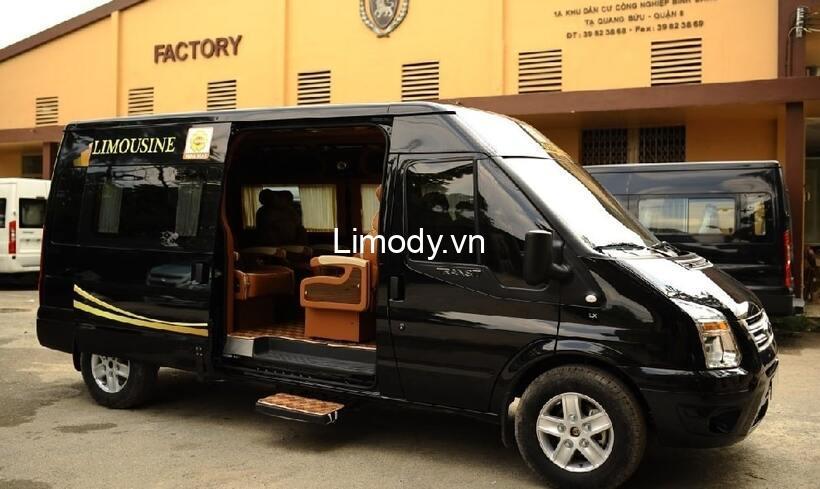 Top 10 Nhà xe Ninh Bình Sài Gòn TPHCM: limousine, xe khách giường nằm