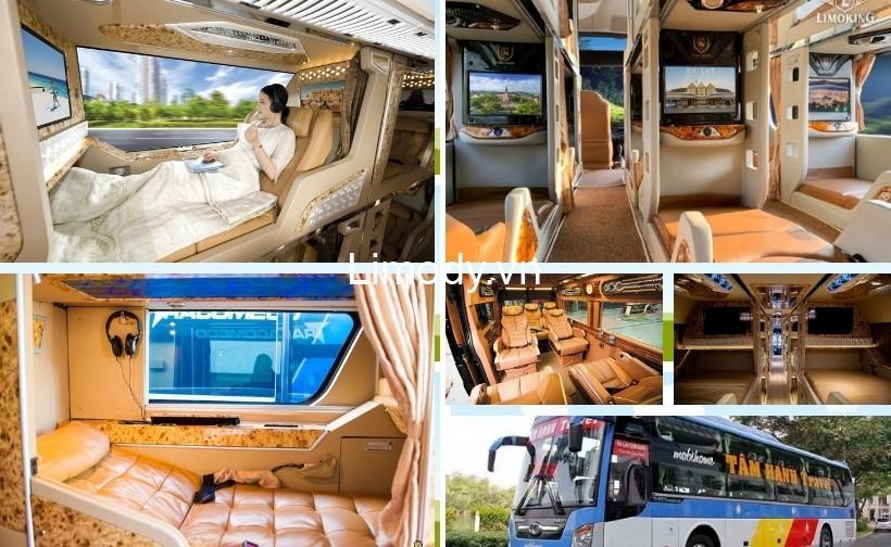 #10 Xe đi Phan Thiết, xe limousine Sài Gòn Mũi Né giường nằm tốt nhất