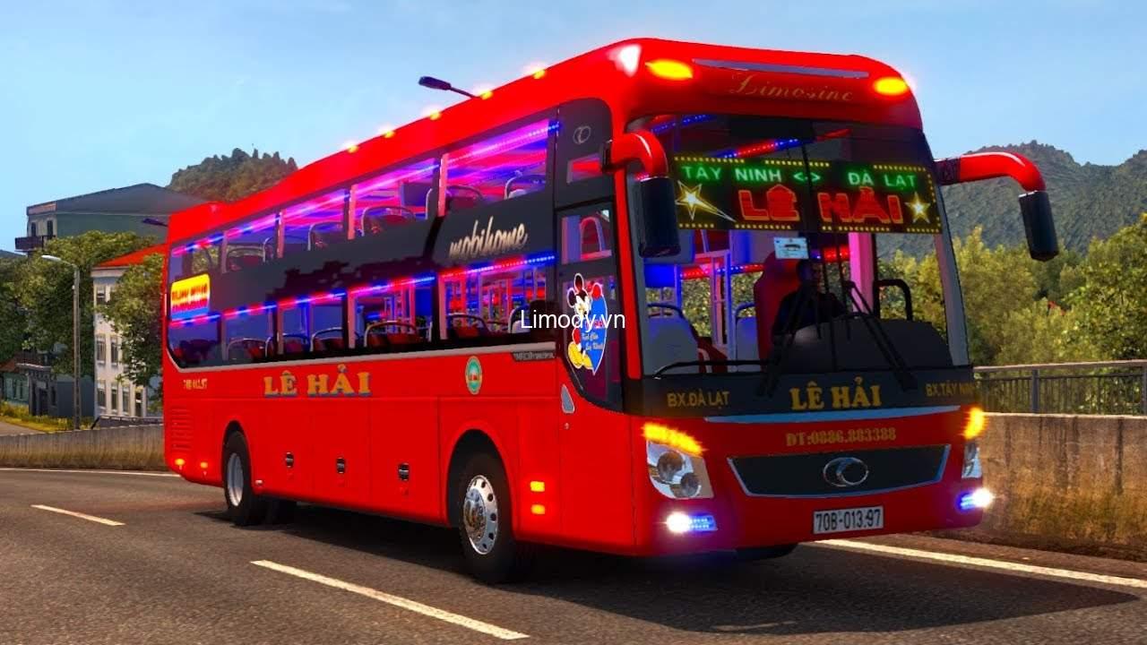 Những nhà xe Đồng Nai đi Tây Ninh: vé xe limousine giường nằm tốt nhất