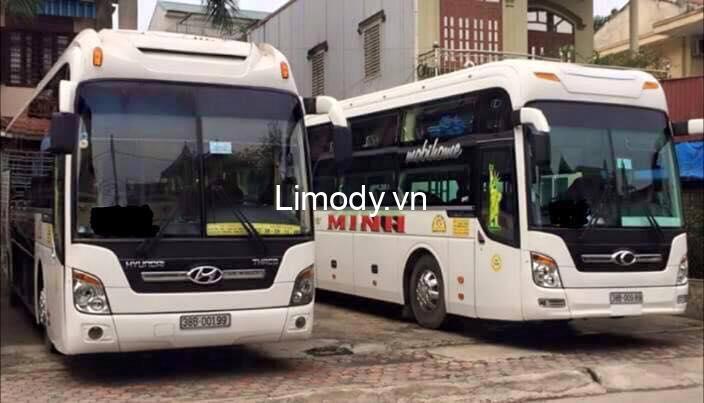 Xe Dũng Minh: Bến xe, giá vé, số điện thoại đặt vé, lịch trình A-Z