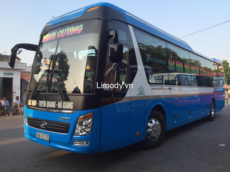 Top 9 Nhà xe Hà Giang Bắc Ninh: Nên đặt vé limousine hay giường nằm