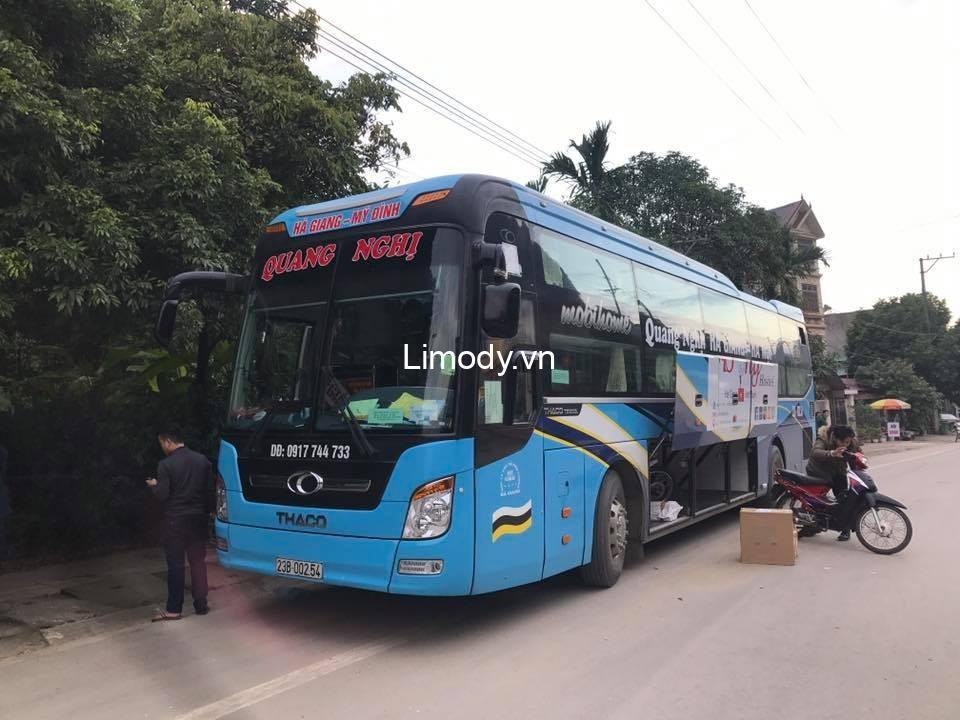 Top 10 nhà xe Hà Giang Mỹ Đình: nên đặt vé limousine hay giường nằm?