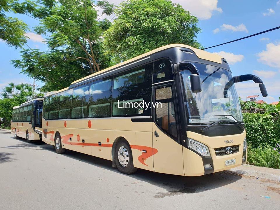 Top 8 nhà xe Hà Giang Thái Nguyên: limousine xe khách giường nằm