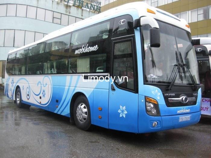 Top 9 Nhà xe Hà Nội Quy Nhơn Bình Định: limousine giường nằm tốt nhất
