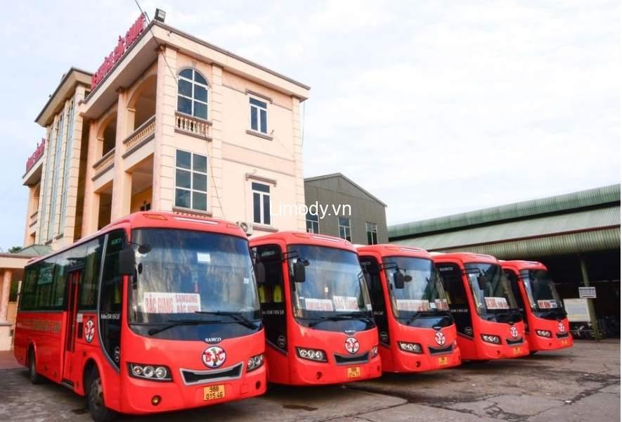 Top 4 nhà xe Hải Phòng Bắc Giang: đặt vé xe khách, limousine giường nằm