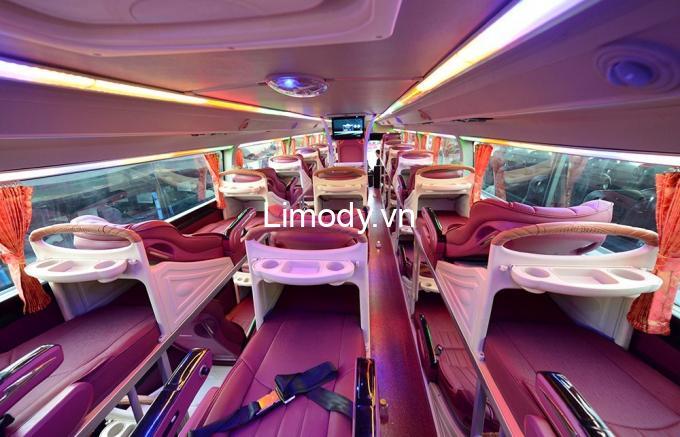 Top 6 nhà xe Hải Phòng Mỹ Đình: xe khách giường nằm, xe limousine