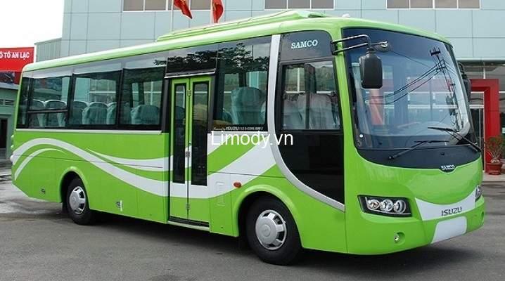 Top 5 Nhà xe Hải Phòng Phú Thọ Việt Trì: xe khách limousine giường nằm