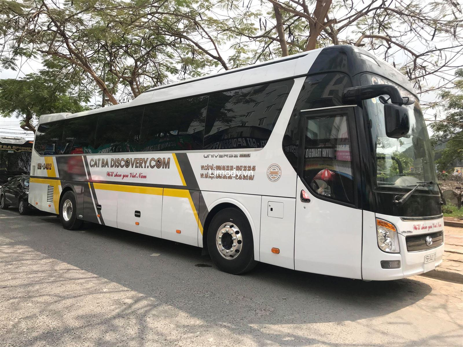 Top 7 nhà xe Hải Phòng Sapa Lào Cai: xe limousine, xe khách giường nằm