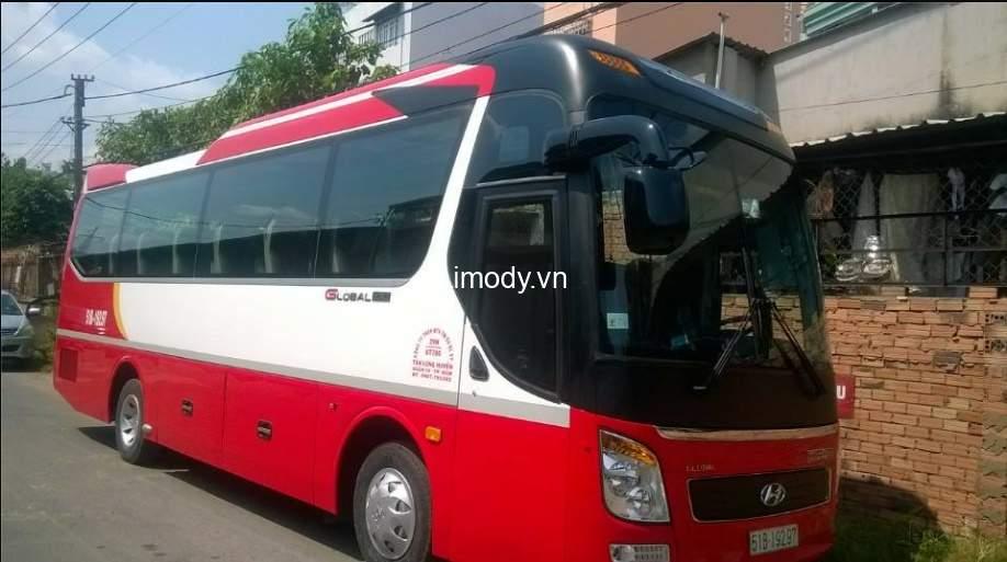 Top 5 nhà xe Hải Phòng Thái Nguyên: xe khách, xe limousine giường nằm