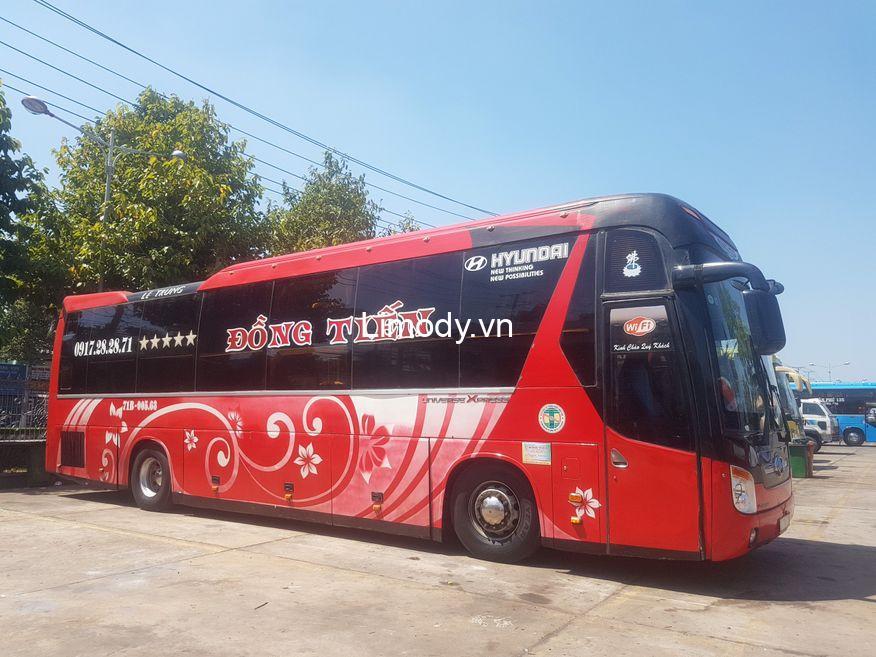Top 6 nhà xe Hải Phòng Yên Bái: limousine xe khách giường nằm