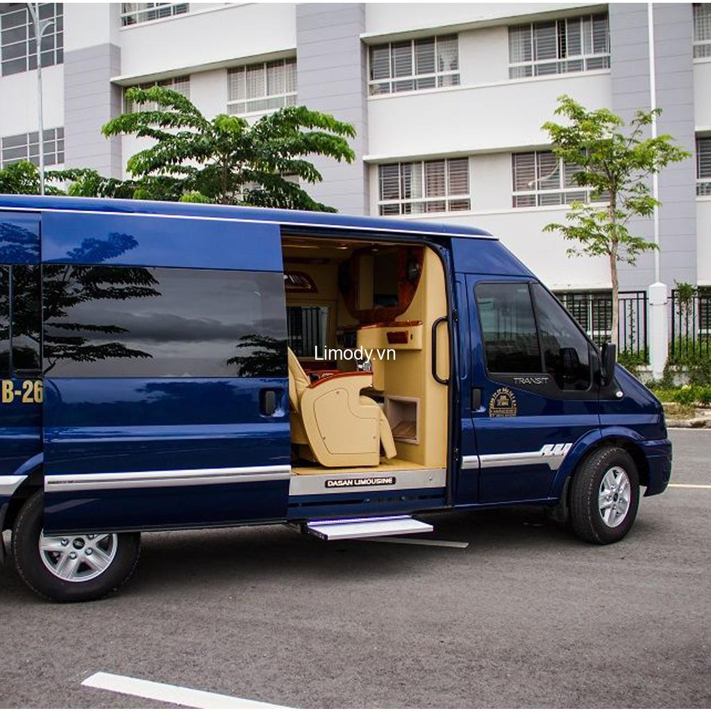 Top 7 Nhà xe Huế Hội An, đặt vé Hội An đi Huế limousine giường nằm