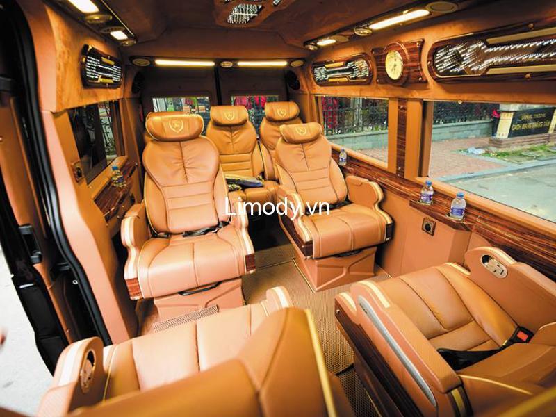 Top 10 xe Quảng Ninh đi Giáp Bát: limousine, xe khách giường nằm